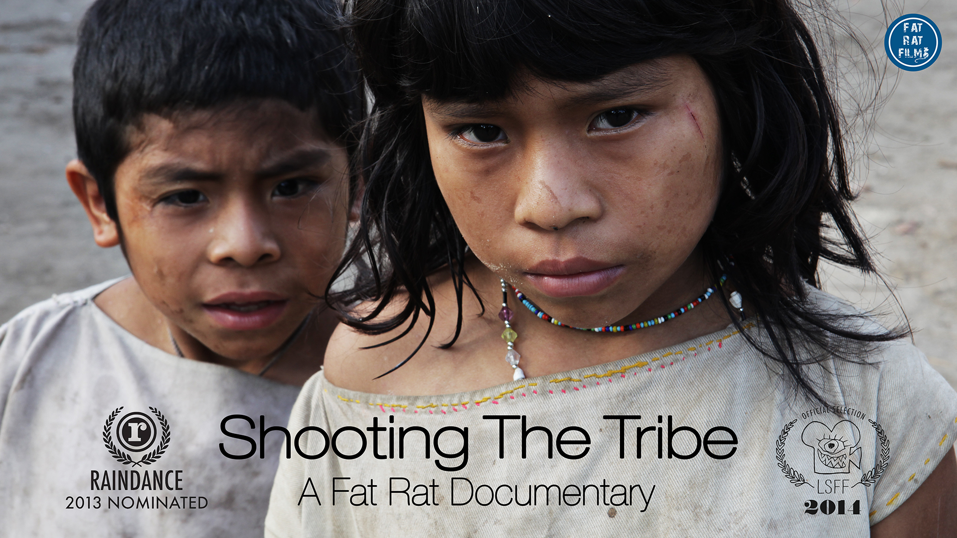 'Shooting the Tribe'-Film Cover