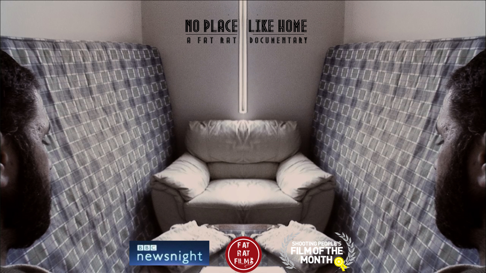 'No Place Like Home'-Film Cover