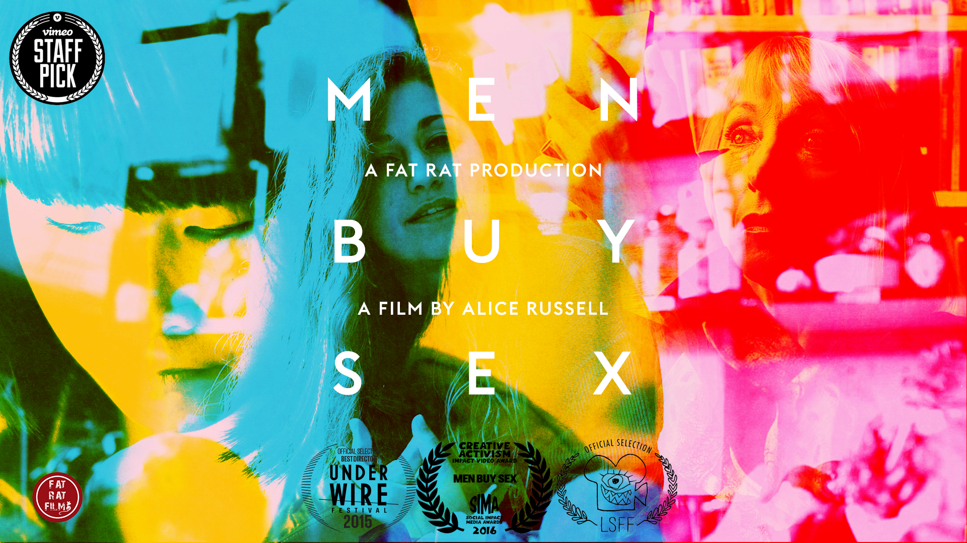 'Men Buy Sex'-Film Cover