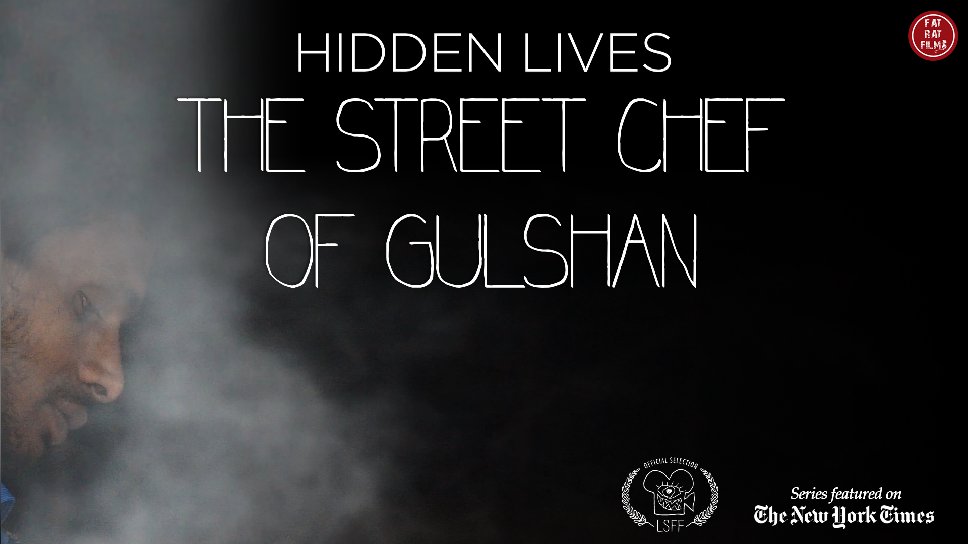 'Hidden Lives: The Street Chef of Gulshan'-Film Cover
